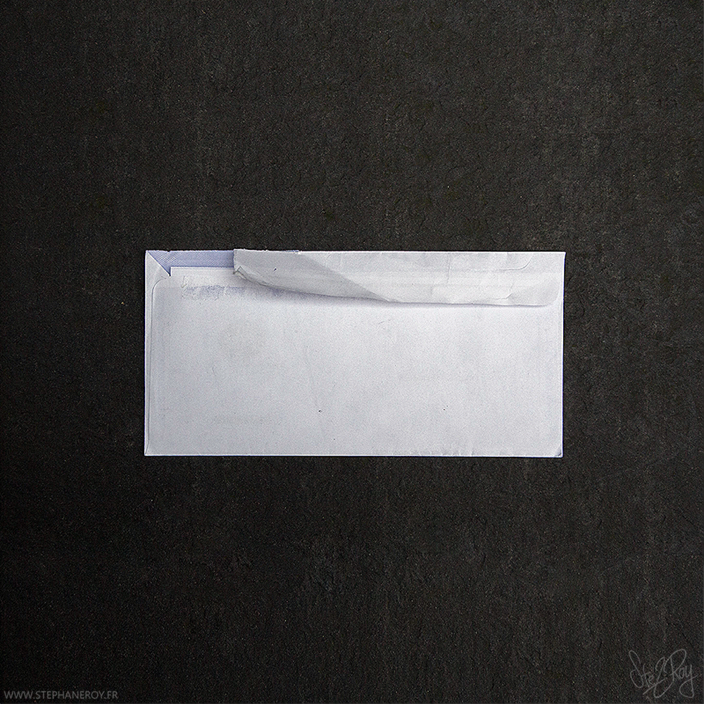 The Enveloppe (back)